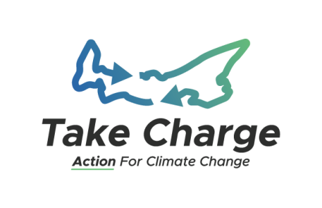 PEI Take Charge Action for Climate logo